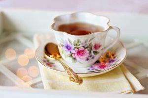 午後に紅茶を飲む理由